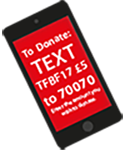 Text Donate to Frank Bruno Foundation
