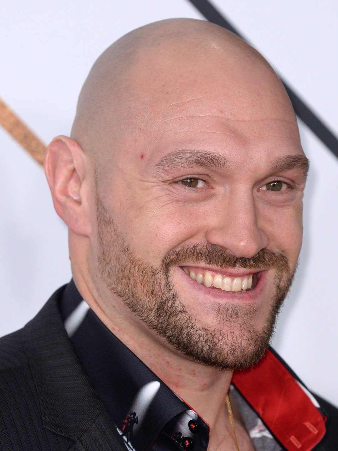 Tyson Fury The Frank Bruno Foundation Ambasador