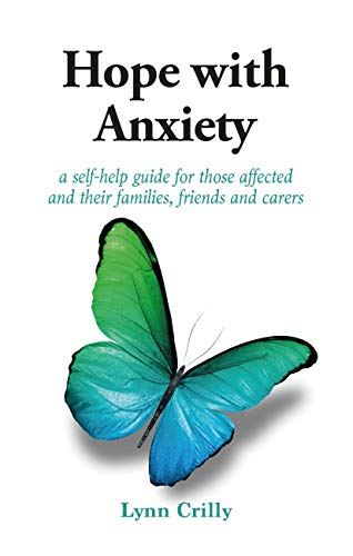 Hope with Anxiety Cover Frank Bruno Foundation book recommendation